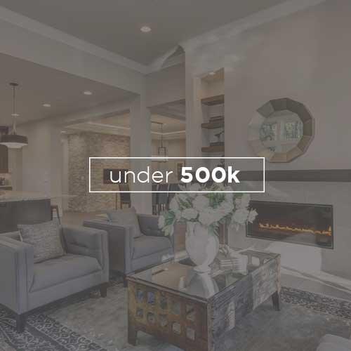 homes under 500000