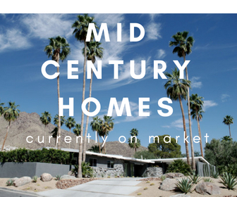 Mid Century Homes