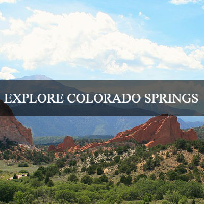 EXPLORE COLORADO SPRINGS