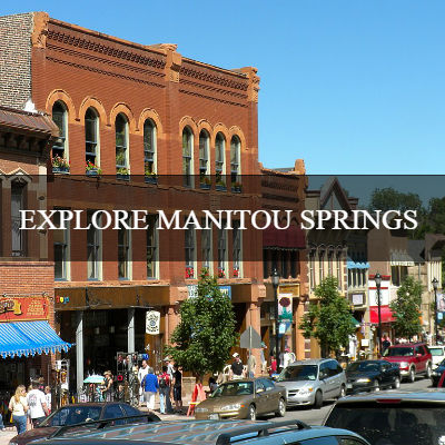 EXPLORE MANITOU SPRINGS
