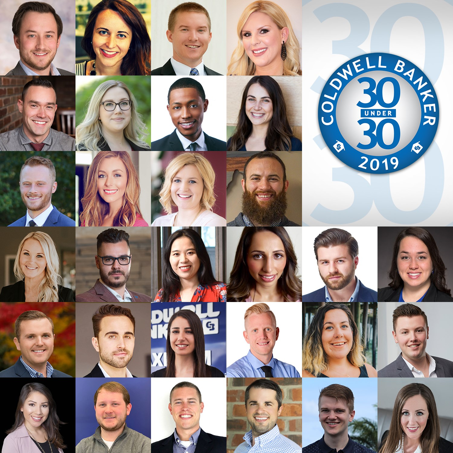 A Top 30 under 30 agent working for you!