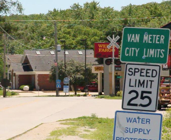 Van Meter community image