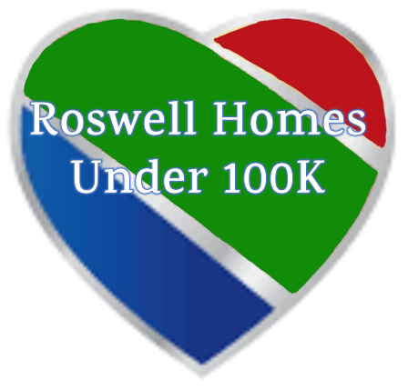 ROSWELL HOMES UNDER $100K