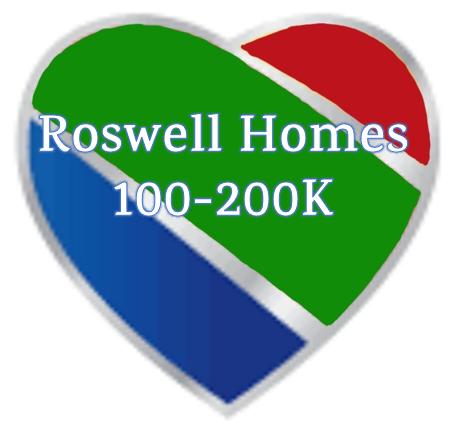 ROSWELL HOMES $100-200K