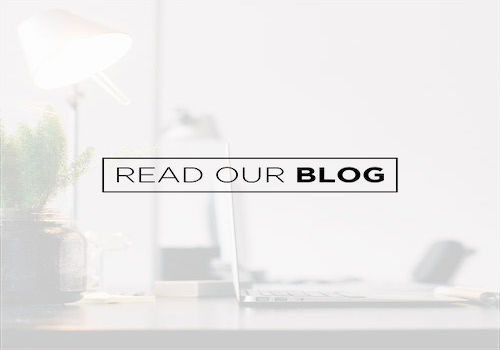 Read Our Blog Small