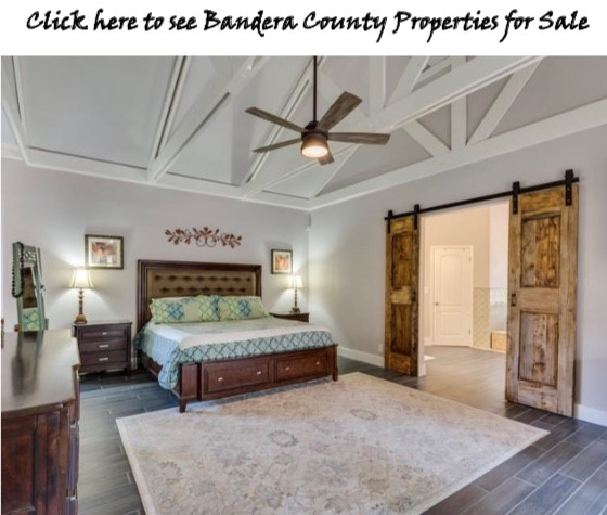 Bandera County Properties For Sale