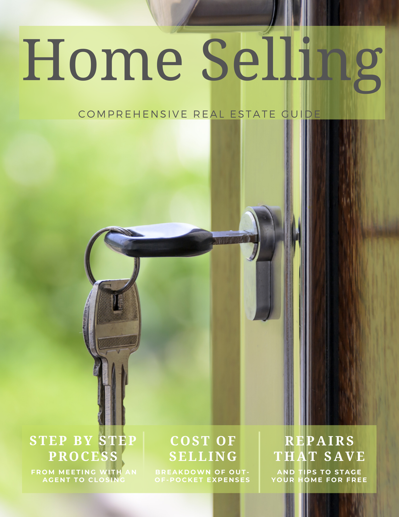 Comprehensive Home Selling Guide