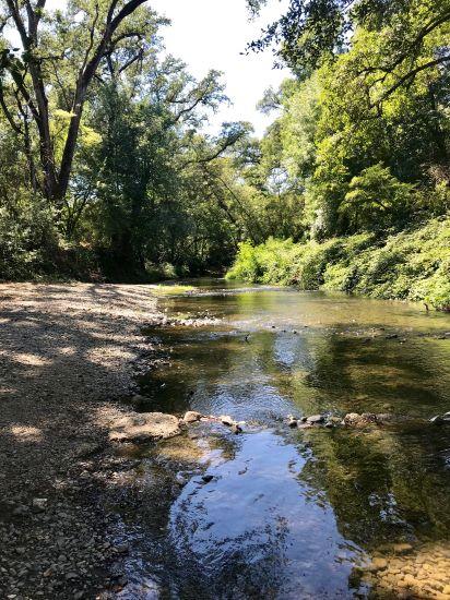 western gateway park creek