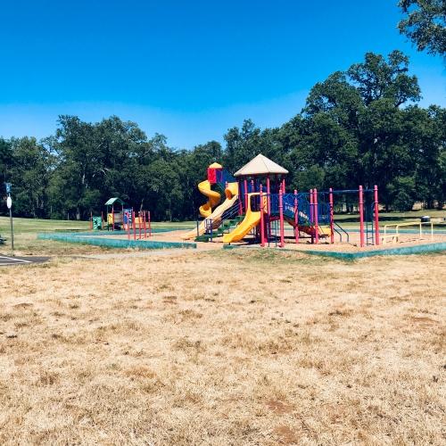 western gateway park little playground
