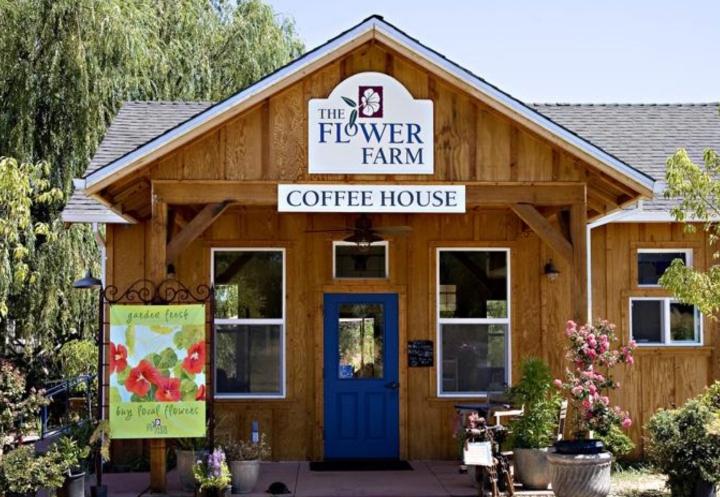 The Flower Farm in Loomis California
