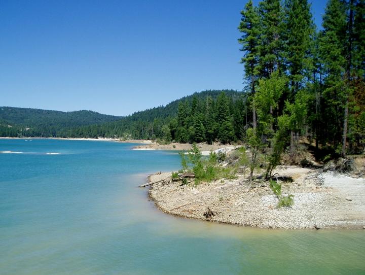 Scott's Flat lake Nevada County