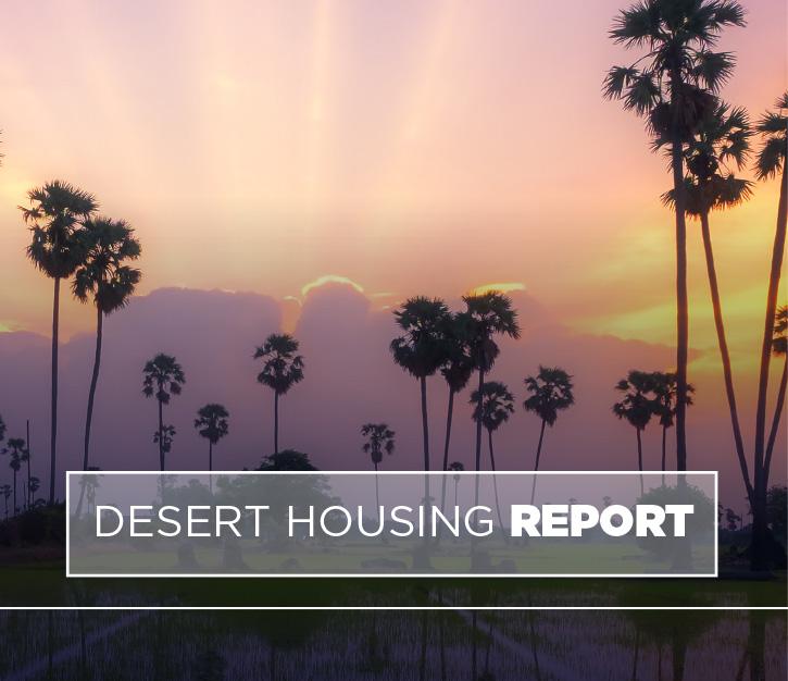 Desert Housing Report