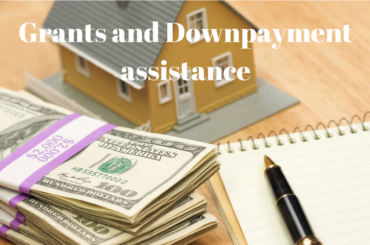 Grants and Downpayment Assistance