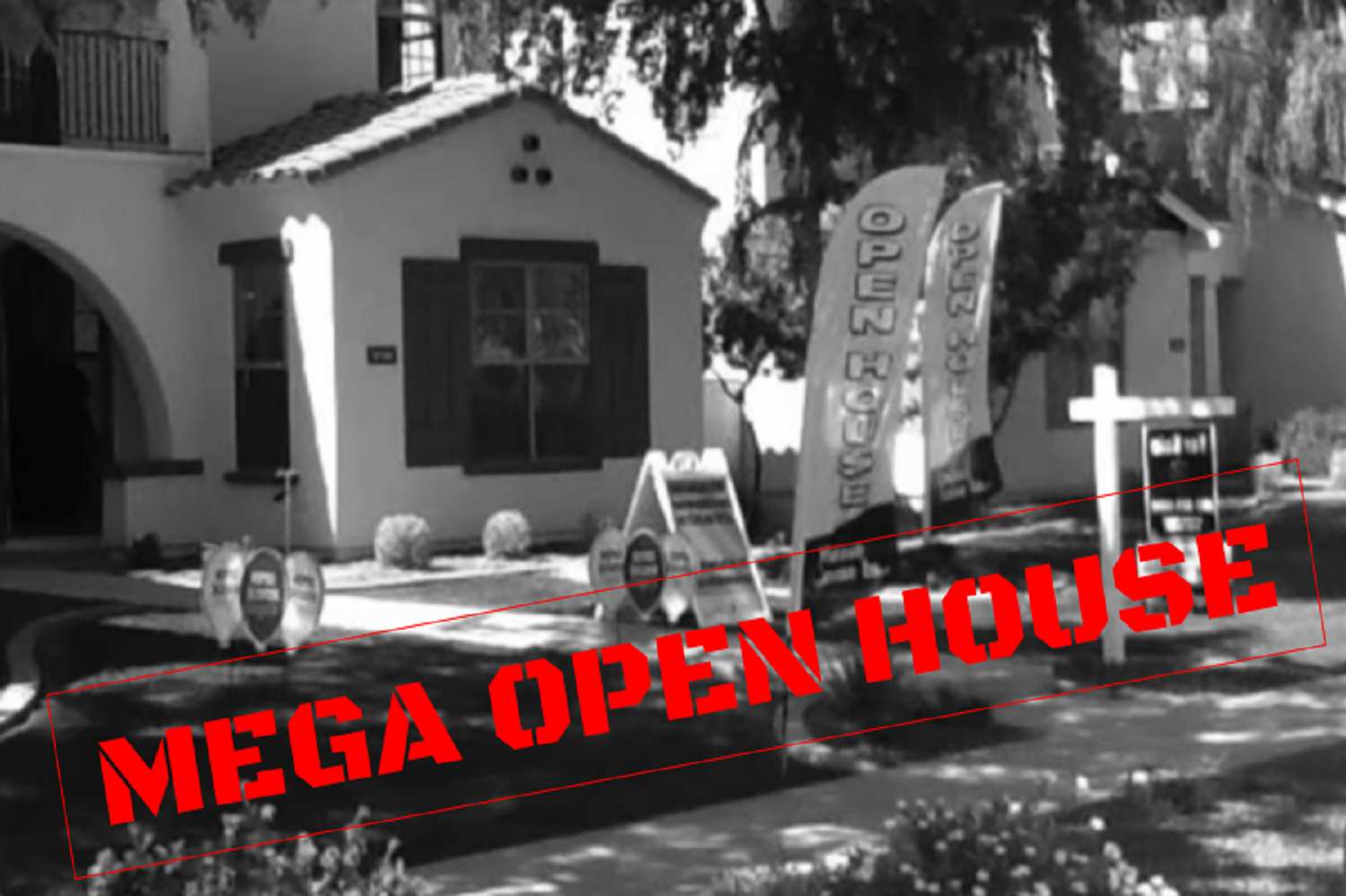 Mega Open House