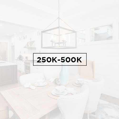 250K to 500K