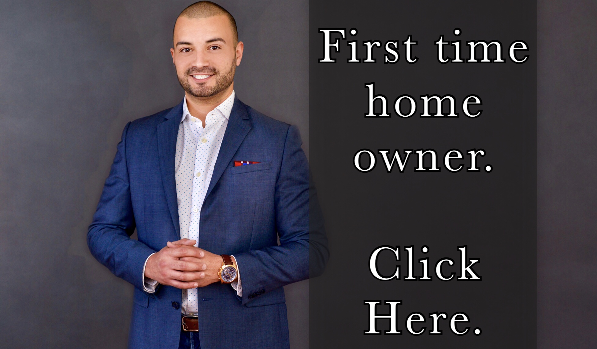 First Time Home Buyer Info