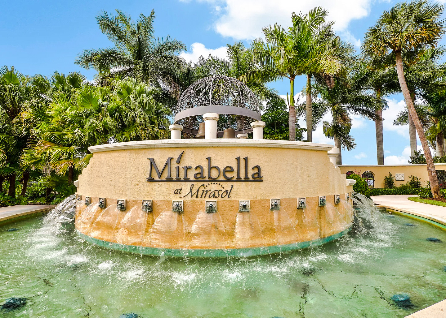 Mirabella Homes for Sale in Palm Beach Gardens, FL 33418 community image