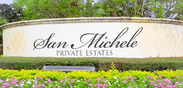 San Michele Homes for Sale Palm Beach Gardens, FL 33418 community image