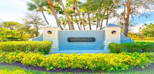 Botanica Homes For Sale in Jupiter, Florida 33458 community image