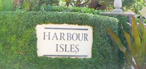 Harbour Isles Homes for Sale in North Palm Beach, FL 33410 community image
