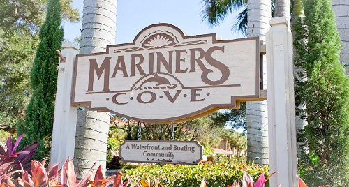 Mariners Cove Homes for Sale in Palm Beach Gardens, FL 33410 community image