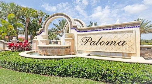 Paloma - Palm Beach Gardens, FL 33418 community image