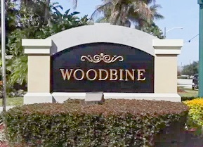 Woodbine Homes for Sale in Palm Beach Gardens, FL 33418 & 33410 community image