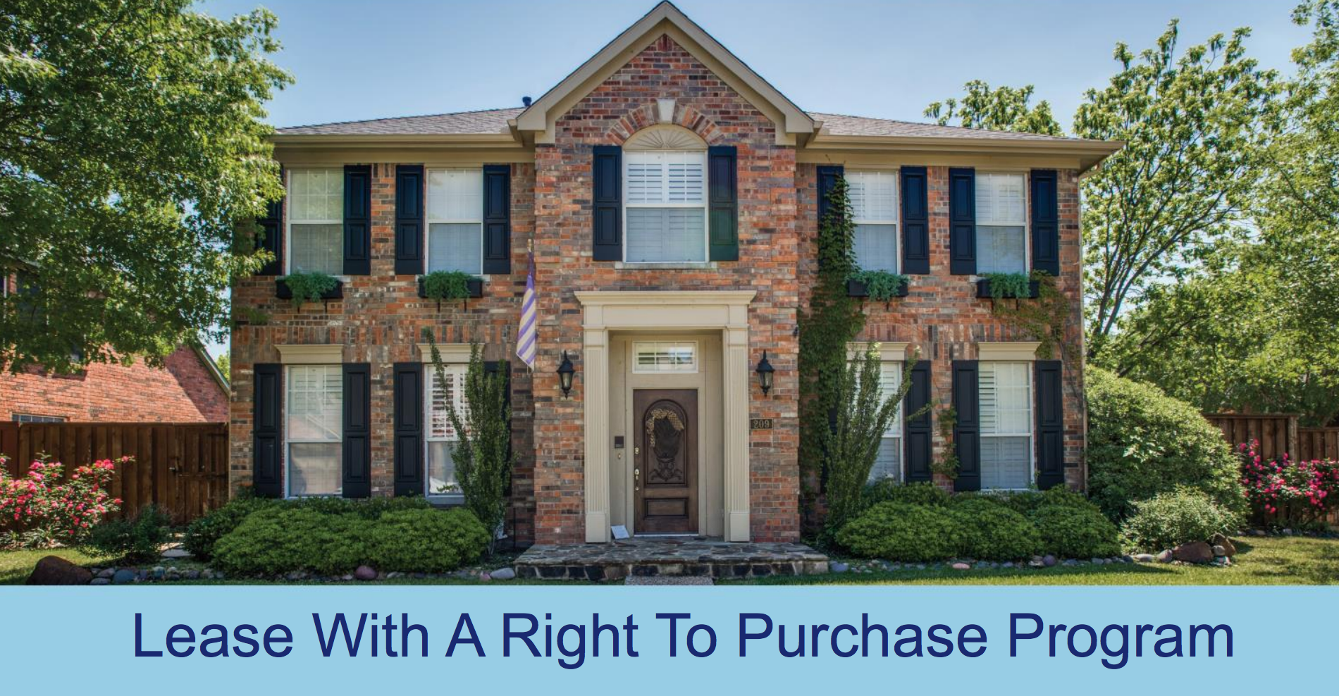 Lease with a Right to Purchase