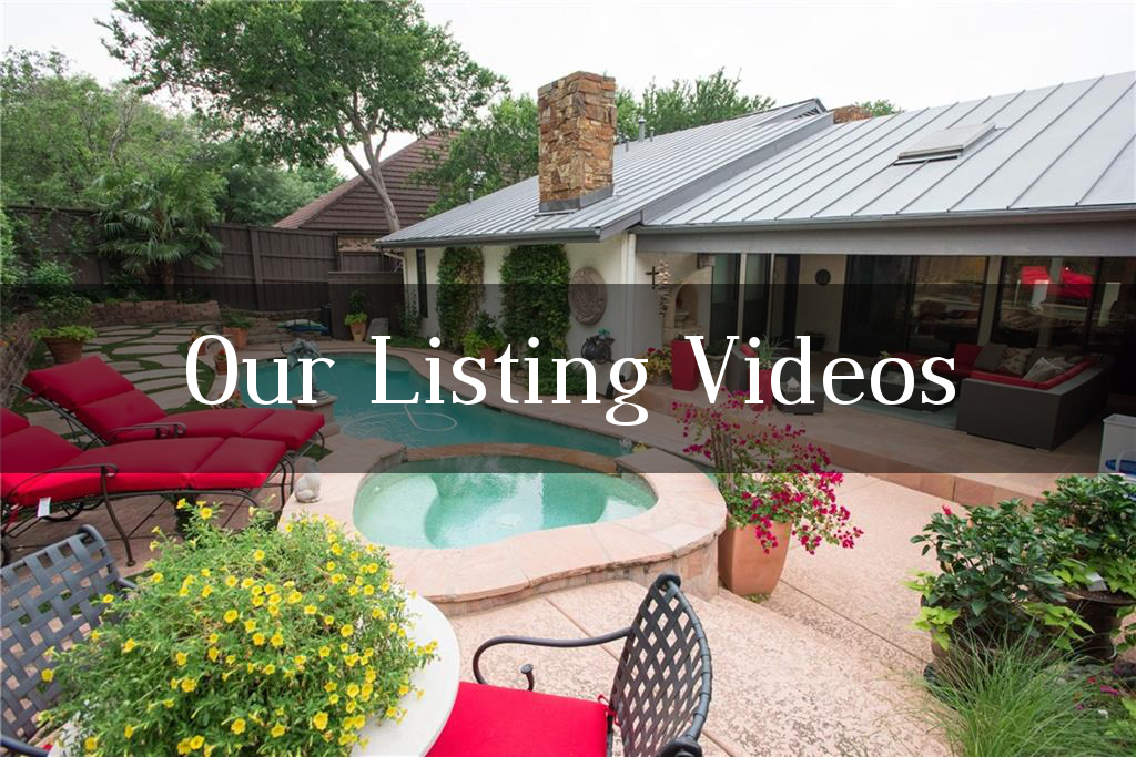 Check Out Our Listing Videos!