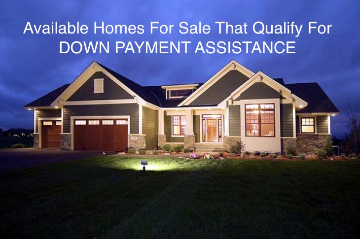 Homes That Qualify for Down Payment Assistance