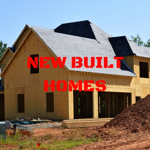New Built Homes
