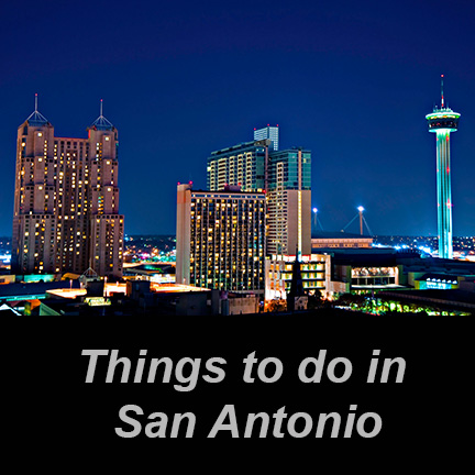 Things to do in SA