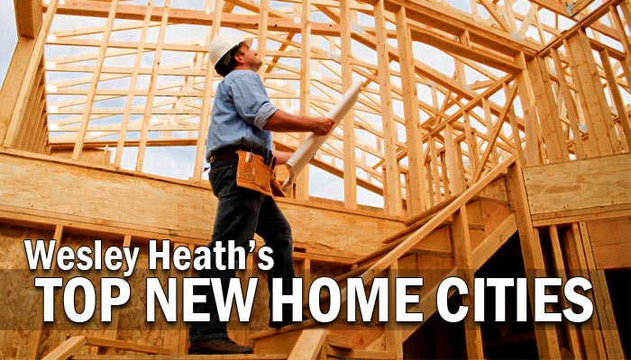 Wesley Heath Top New Home Cities