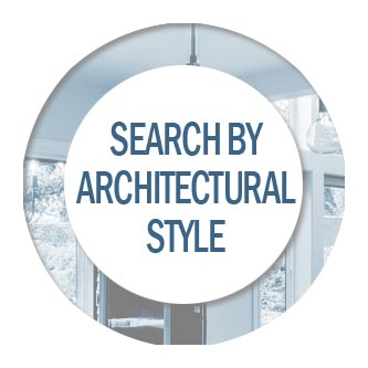 Search Homes by Architectural Style