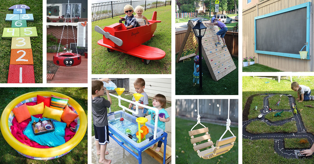 6 Outdoor Projects With Your Kids