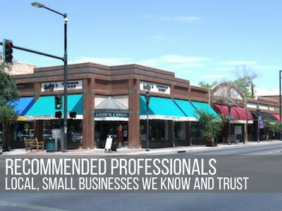 Recommended Local Professionals