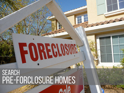 Search Pre-Forclosure Homes