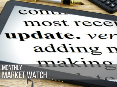 Monthly Market Watch