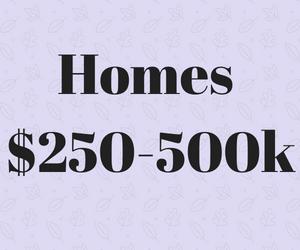 Homes $250-500k