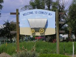 Cowley Wyoming community image