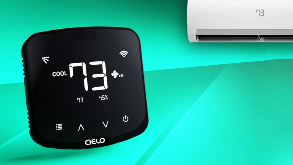 Cielo Smart AC controllers for energy-efficient homes.