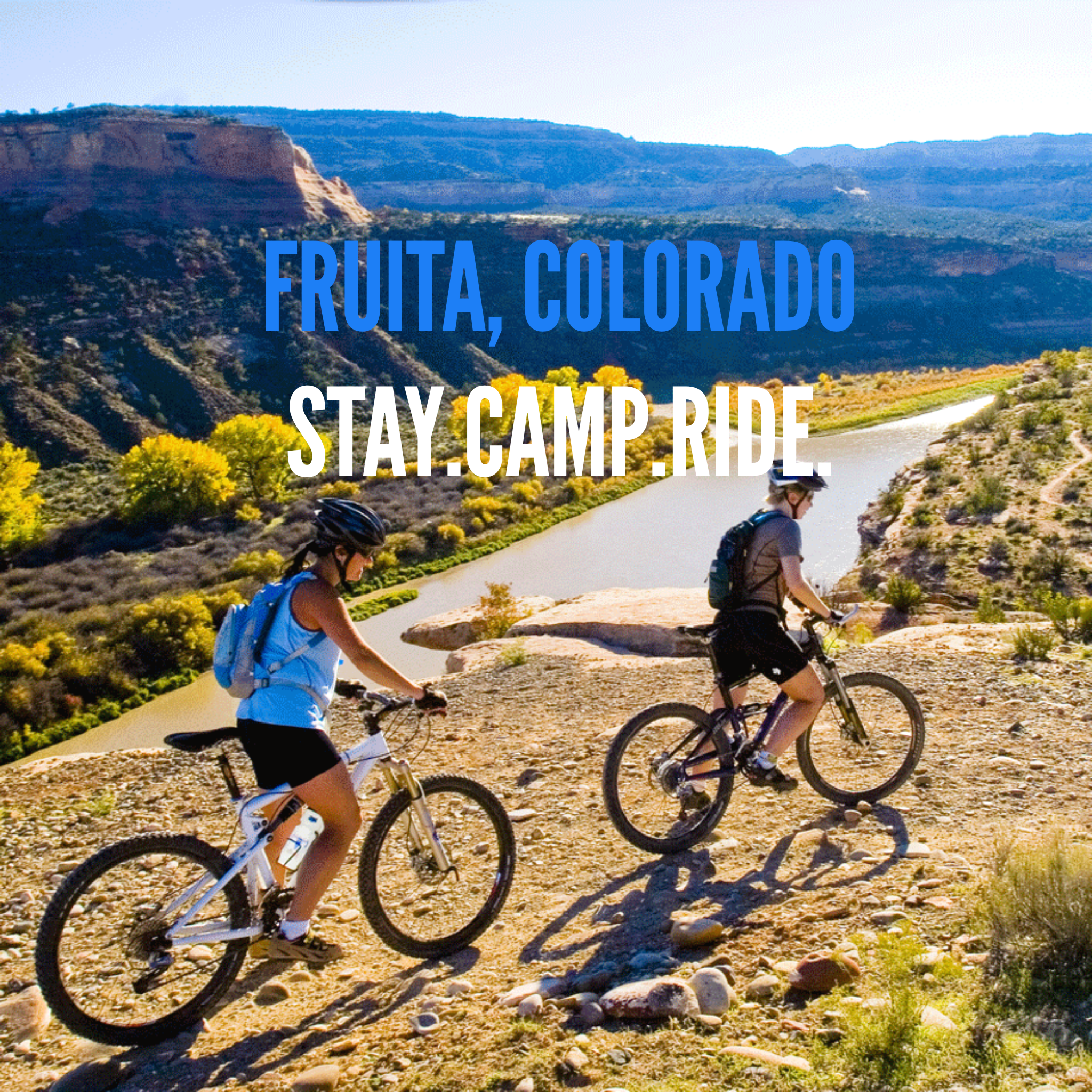 Fruita Colorado is making a name for itself � with world class mountain biking, superb canyon hiking trails, the Colorado River,