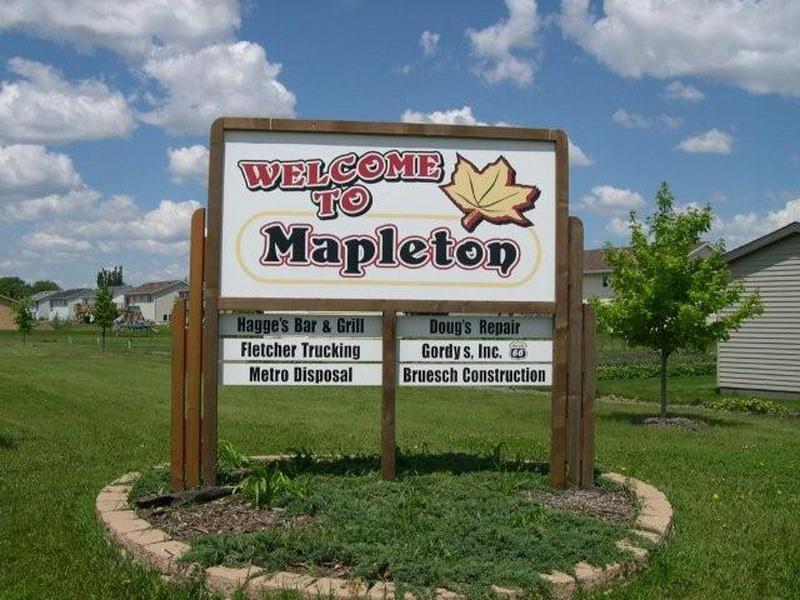 Mapleton ND community image