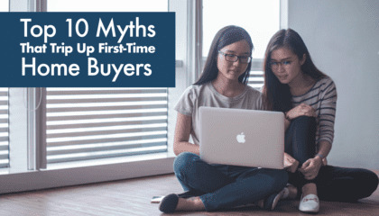 10 home buying myths