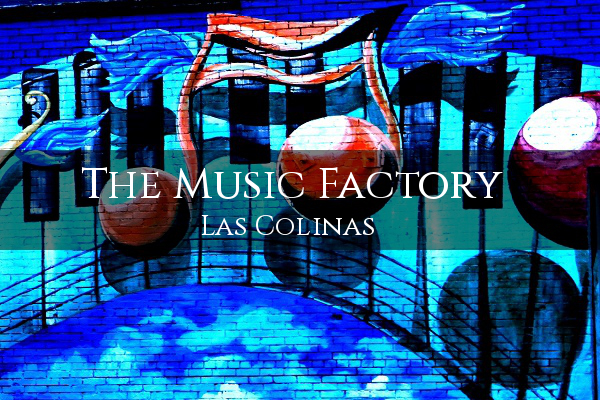The Music Factory | Las Colinas