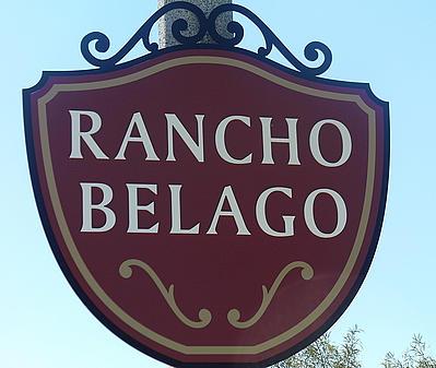 Rancho Belago community image