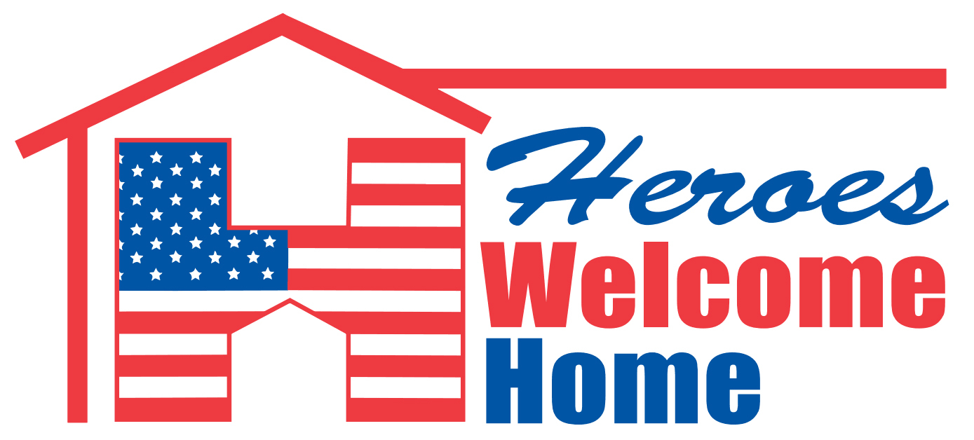 Heroes Welcome Home logo