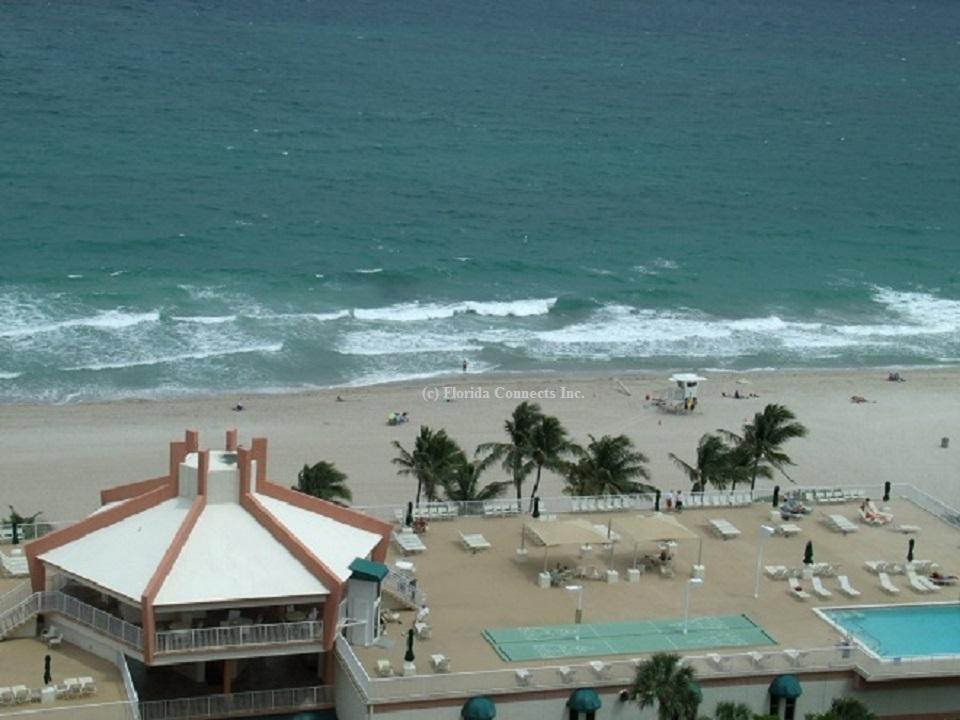 Pompano Beach FL 33062 Beach area