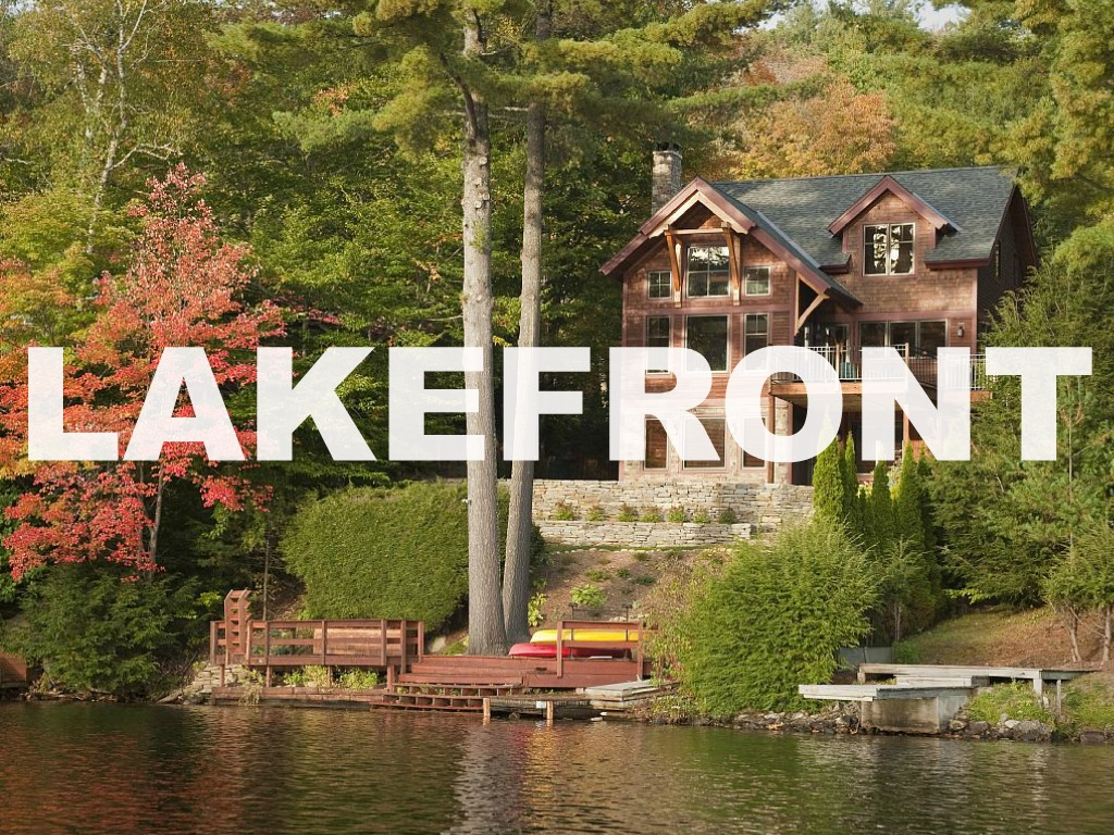 Lakefront Properties