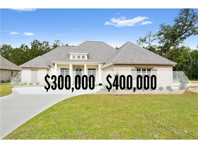 $300,000 - $400,000 Homes for Sale